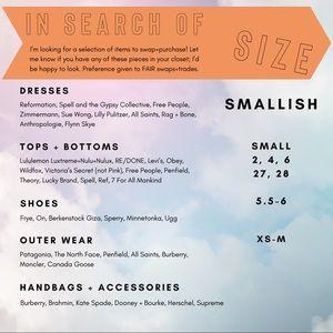 Swapdrobe Shoes - Do you swap, sweetheart? Get notified when I list!